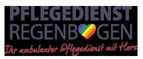 Pflegedienst Regenbogen Logo